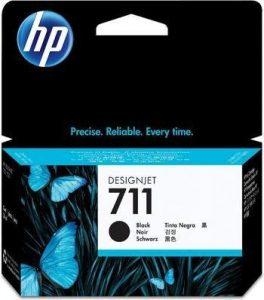 HP 711 (CZ129A) inktcartridge zwart (origineel)-0