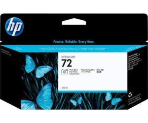 HP 72 (C9370A) inktcartridge foto zwart hoge capaciteit (origineel)-0