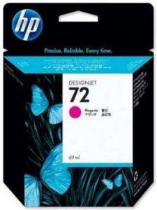 HP 72 (C9399A) inktcartridge magenta (origineel)-0