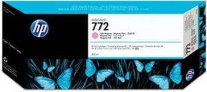 HP 772 (CN631A) inktcartridge licht magenta (origineel)-0