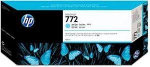HP 772 (CN632A) inktcartridge licht cyaan (origineel)-0