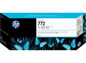 HP 772 (CN634A) inktcartridge licht grijs (origineel)-0