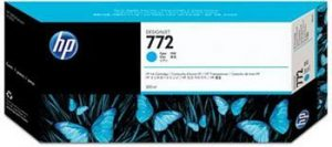 HP 772 (CN636A) inktcartridge cyaan (origineel)-0