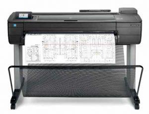 HP Designjet T730-0