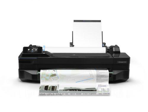 HP Designjet T120 A1