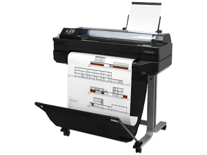 HP Designjet T520 A1 plotter