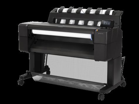 HP DesignJet T930 36-inch PostScript-printer-214