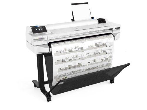 HP Designjet T530 36 inch rechts