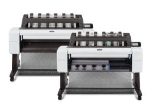HP Designjet T1600 36 inch