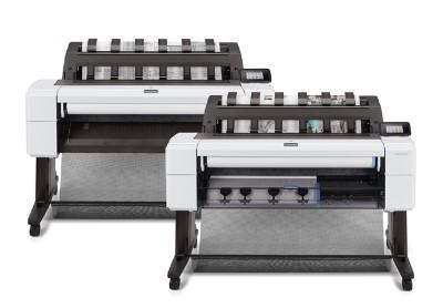 HP Designjet T1600 dual roll 36 inch postscript